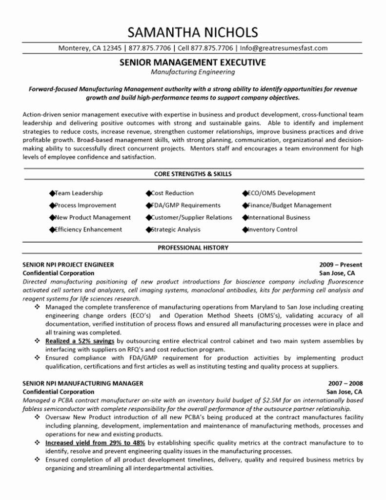 Executive assistant Resume 2020 Beautiful Hints From the