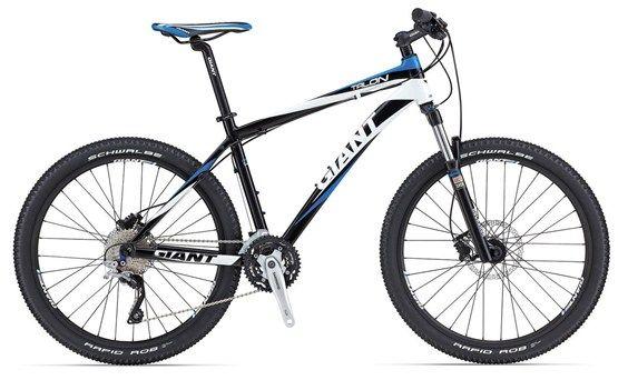 Giant Talon 2 Mountain Bike Front Suspension Hardtail Bike Mountain Biking Bicycle