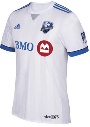 22fedb9dc Montreal Impact Jersey 2017 18 Away Soccer Shirt