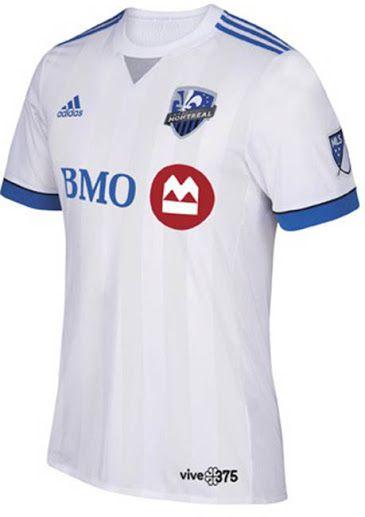 Montreal Impact Jersey 2017 18 Away Soccer Shirt  9575d6a8f