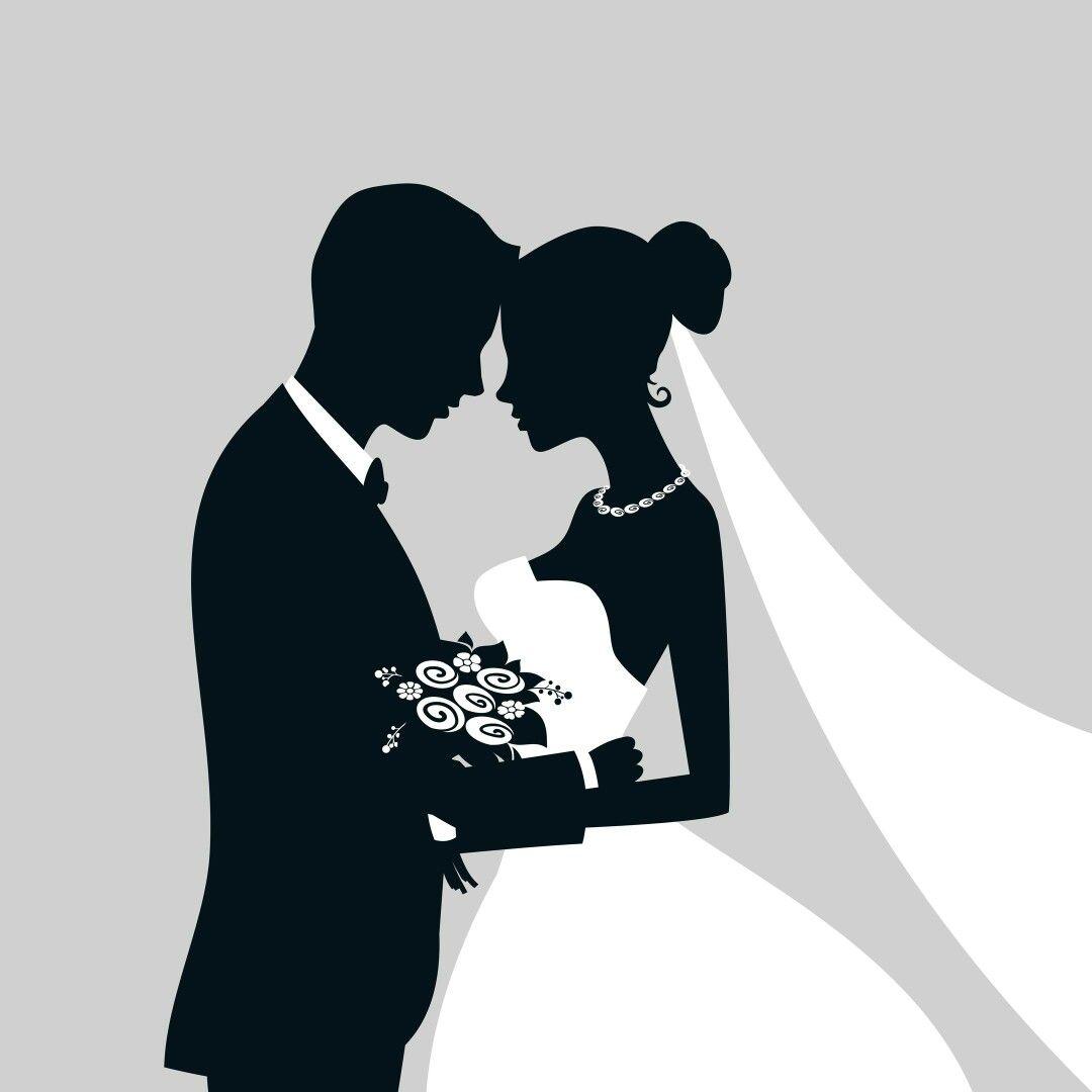 Картинки свадебные вектор