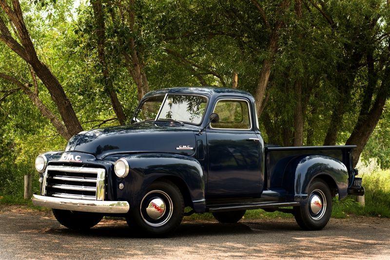 1948 Gmc 1 2 Ton For Sale Okotoks Collector Car Auction Okotoks Alberta Canada Old Trucks Chevy Trucks Car Auctions