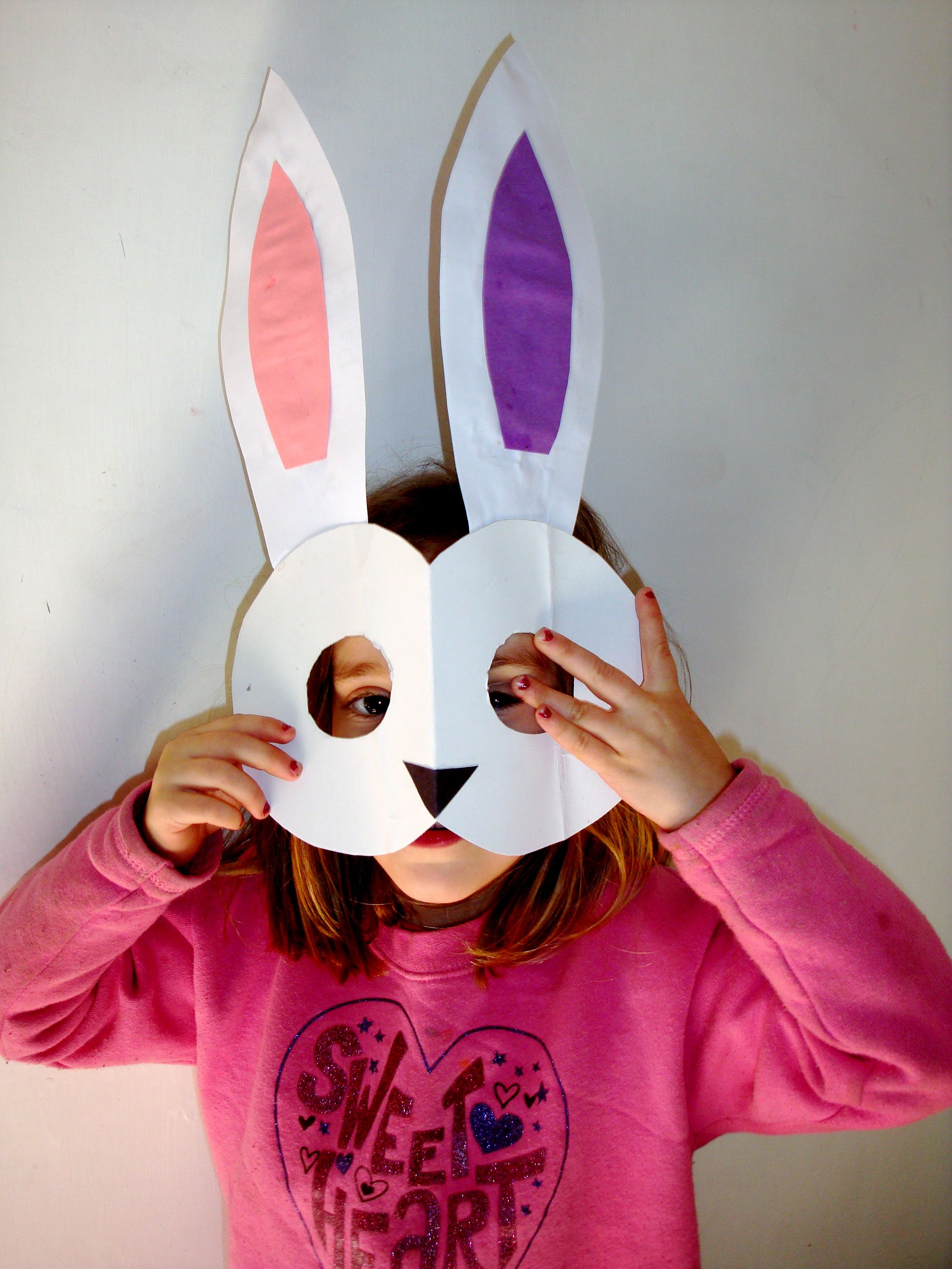 Easy easter bunny crafts - 30 Creative Easter Craft Ideas For Kids