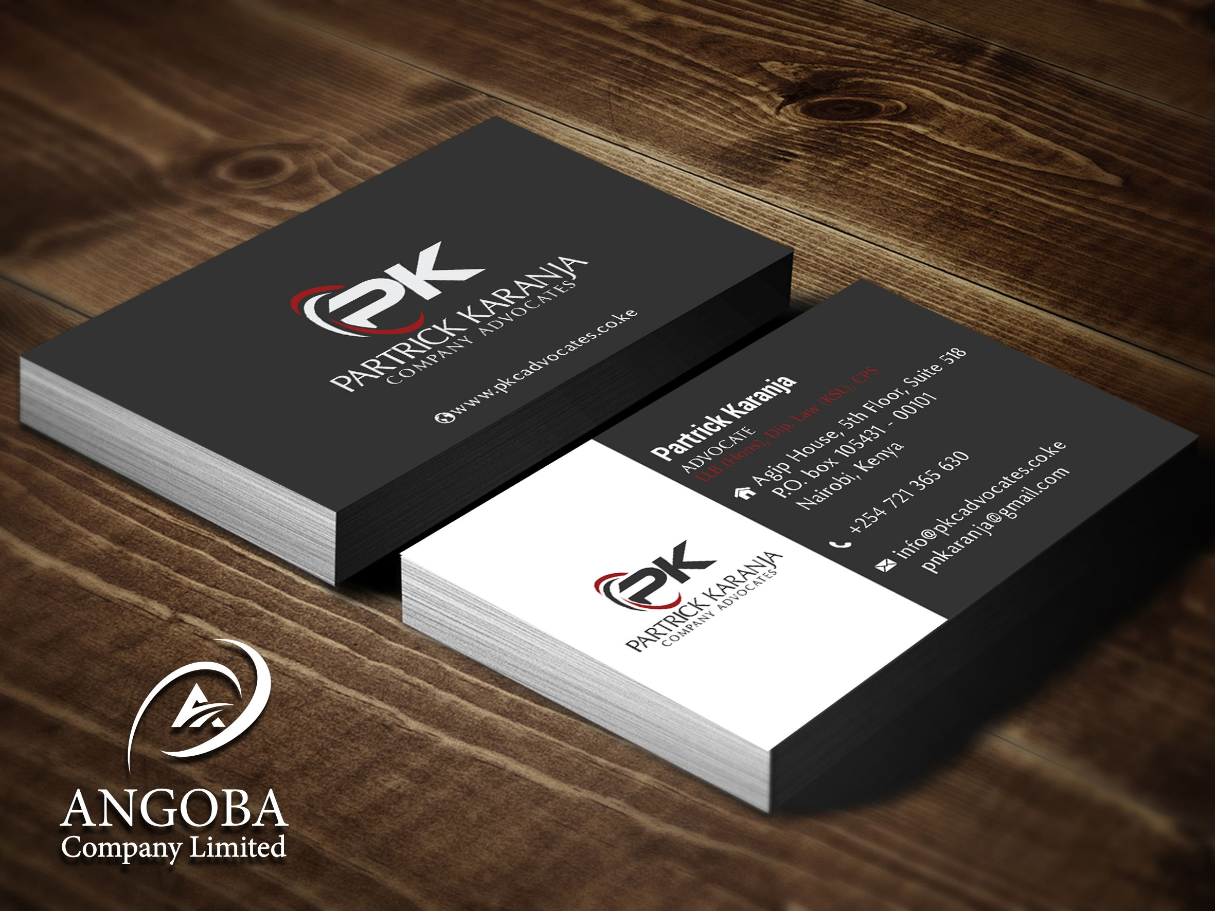 Business Card Design By Nelson The Great Business Card Design Card Design Web Design