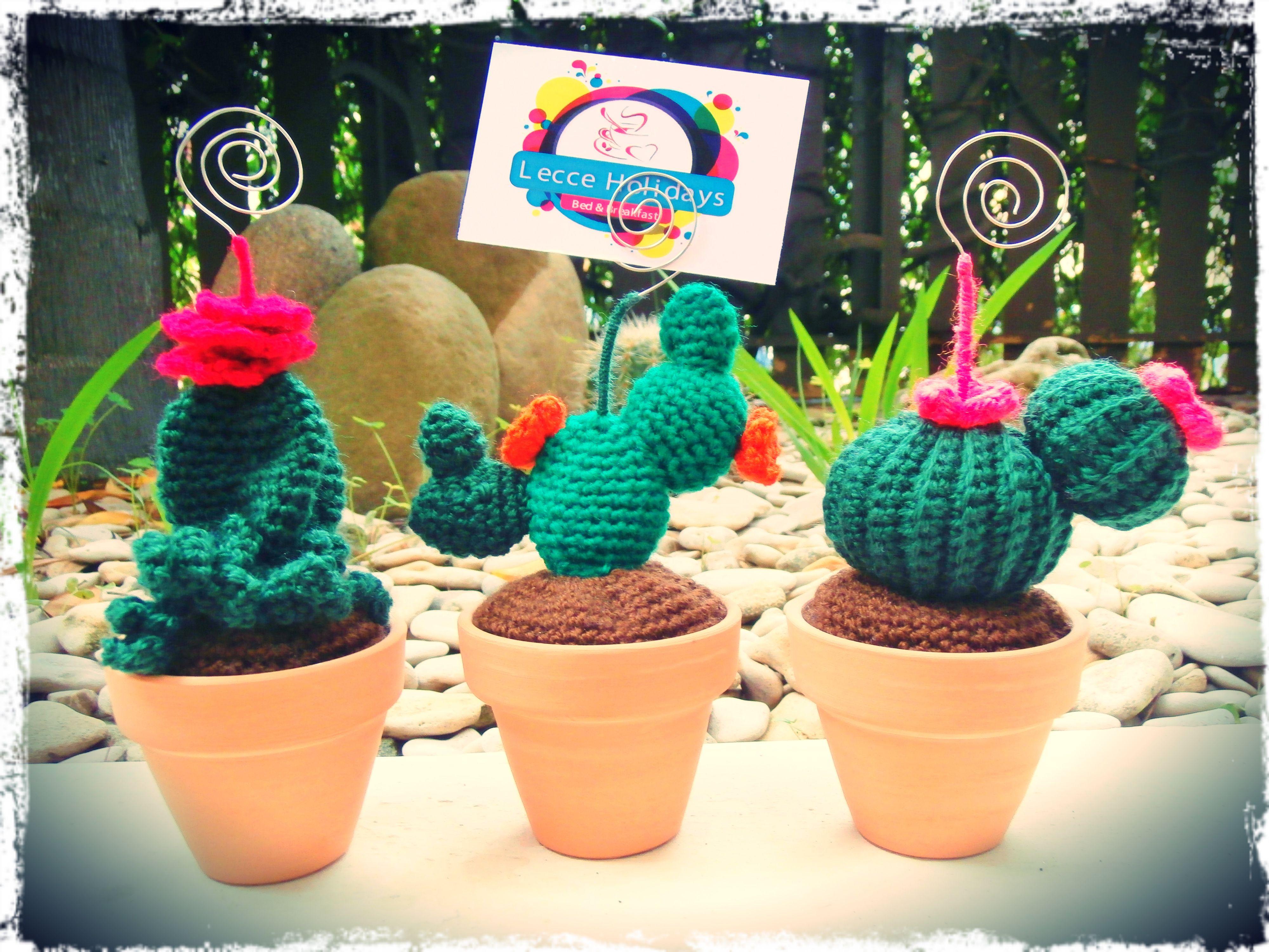 Amigurumi Cactus Crochet Pattern : Cactus amigurumi crochet! my creations pinterest cacti