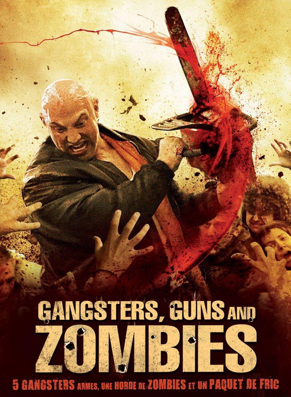 Gangsters Fusils Et Les Zombies W5RUV5