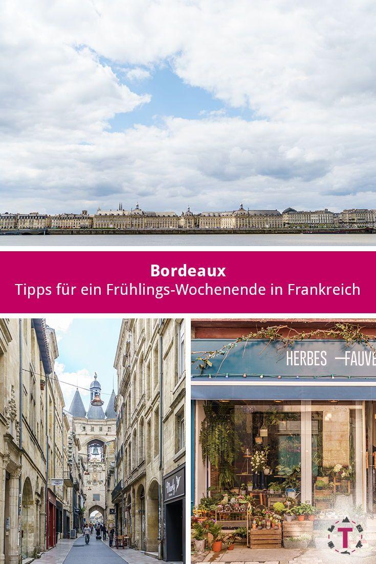 Bordeaux Tipps