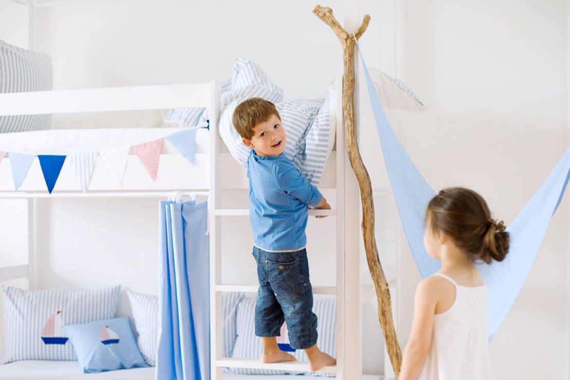 Vorhänge Kinderzimmer E | Como Decorar Um Quarto Perfeito Para Menino Kinderzimmer