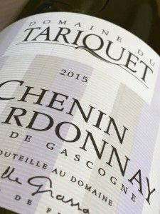 De Chardonnay houdt de zuren van de Chenin Blanc goed in bedwang!  Mooie blend dus…  Lees er alles over op… http://www.wijngekken.nl/?p=40100  #wijn #proefrecensie #proefnotitie #wijngekken #LFE