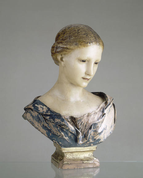 The Wax Head Ceramics And Decorative Arts Highlights Collections Palais Des Beaux Arts De Lille Fine Art Painting Sculpture Art