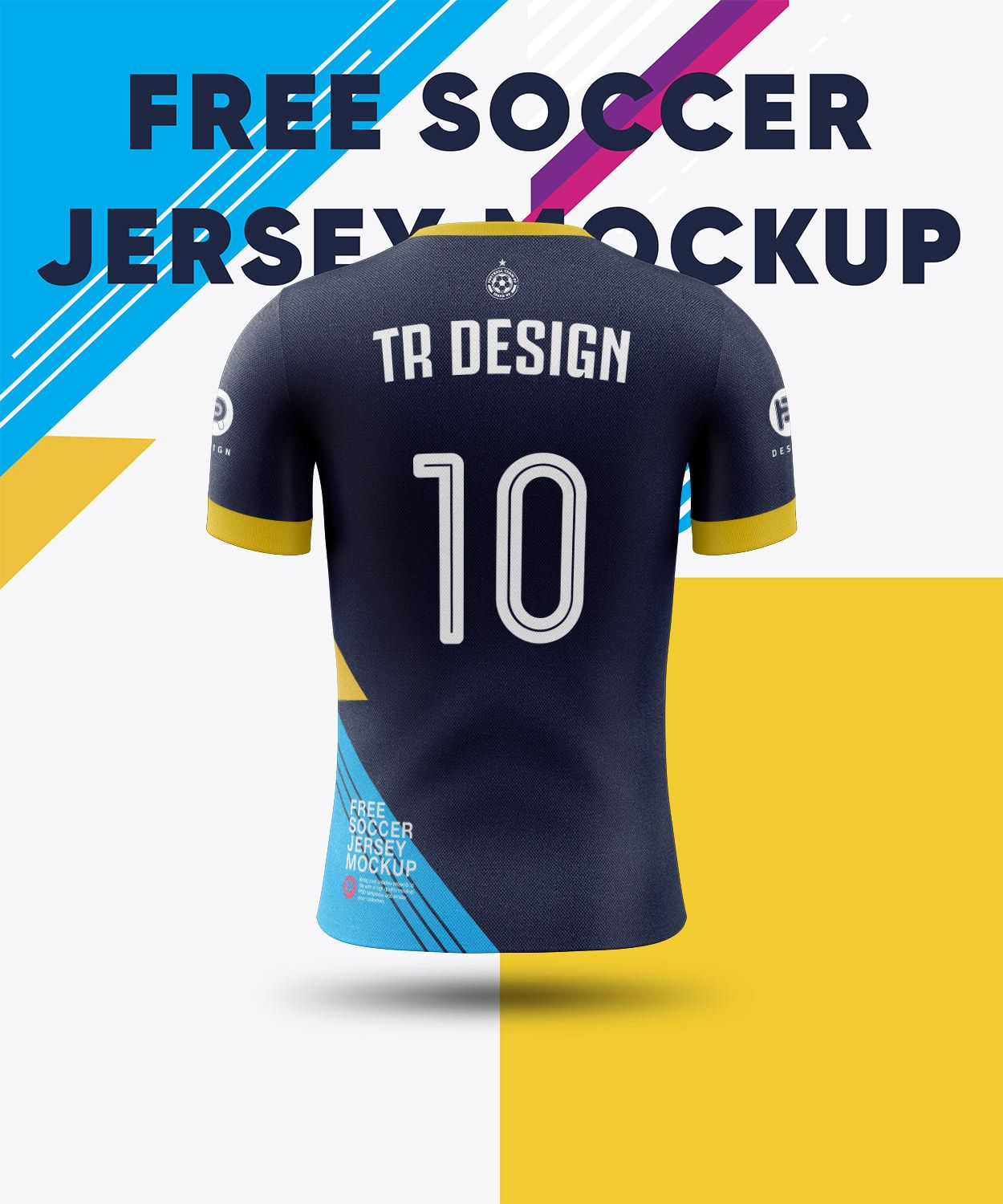 Download Football Jersey Soccer Jersey Mockup In 2020 Shirt Mockup Soccer Jersey Best Jersey