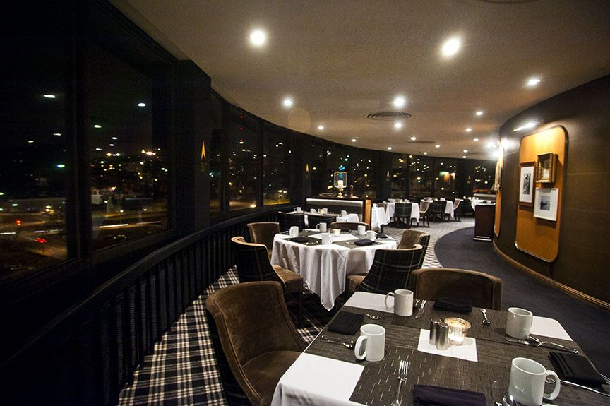 Visiting Duluth Mn Get The Best Food And View In Town At Jj Astor Restaurant Rotating On 16th Floor Of Radisson
