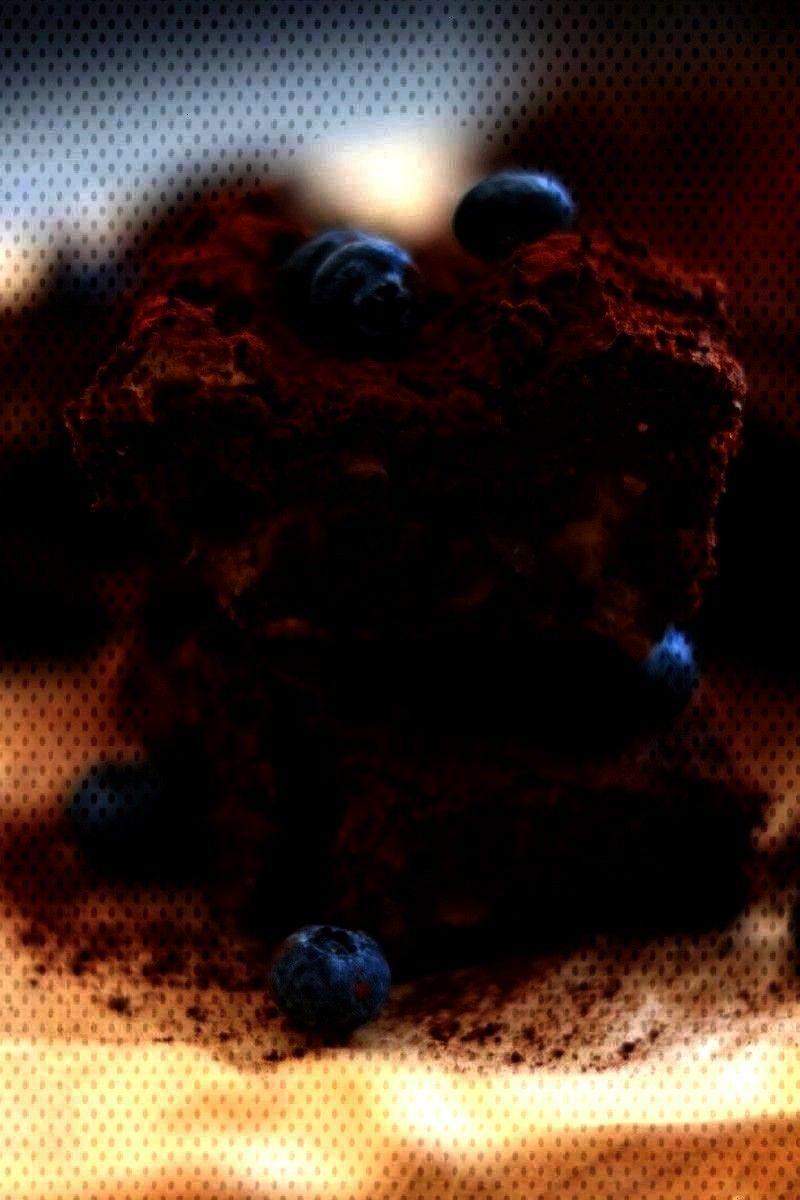 sugar: A true taste miracle to imitate -  Sweet potato brownies without sugar: A true tastewithout