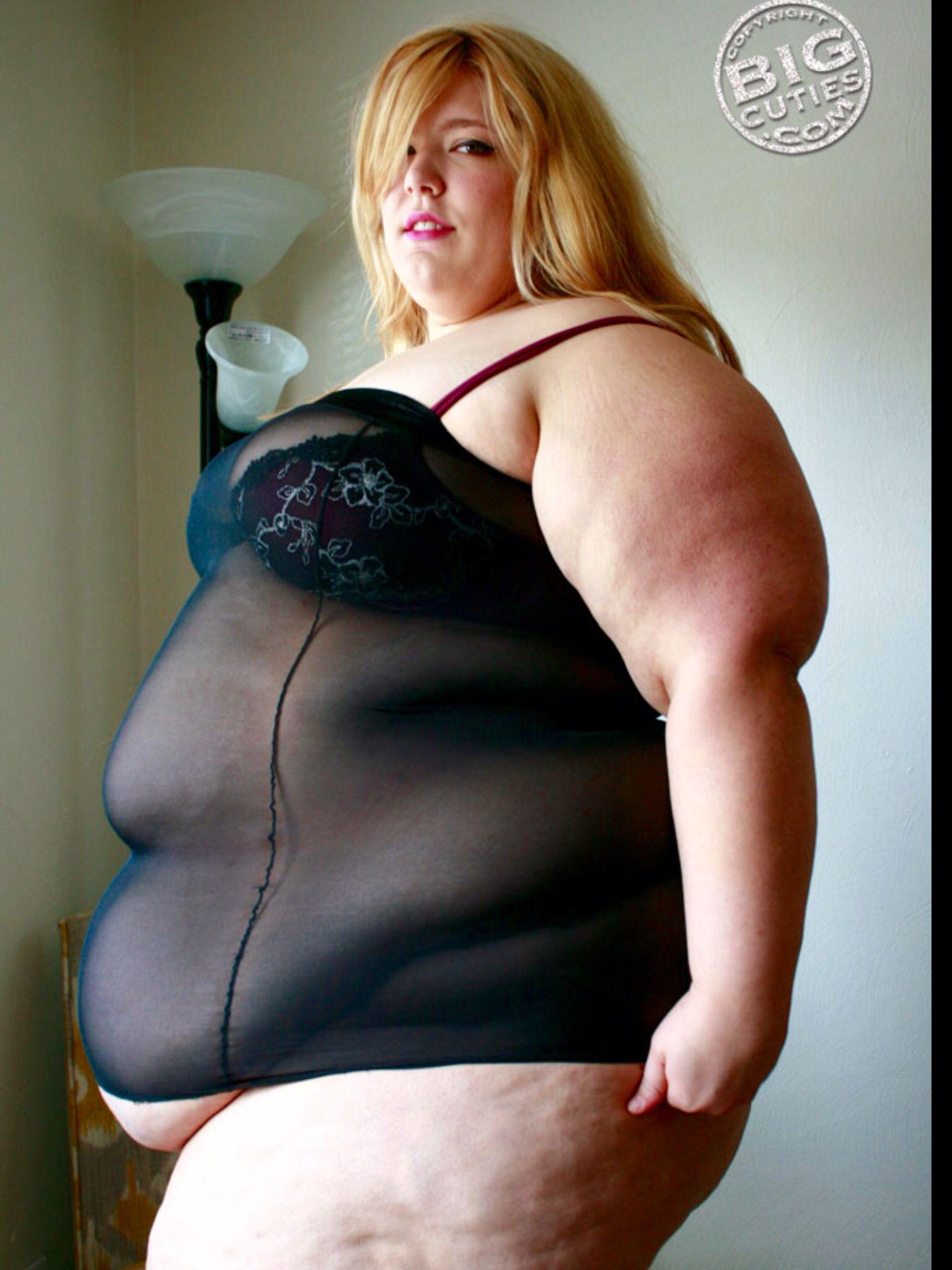 Five stars bbw for lucky guy