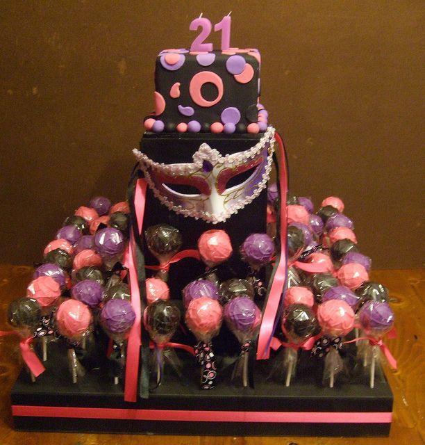 Christmas Masquerade Party Ideas Part - 48: Masquerade Party Ideas | Masquerade Party 21st | Birthday Ideas For Heidi