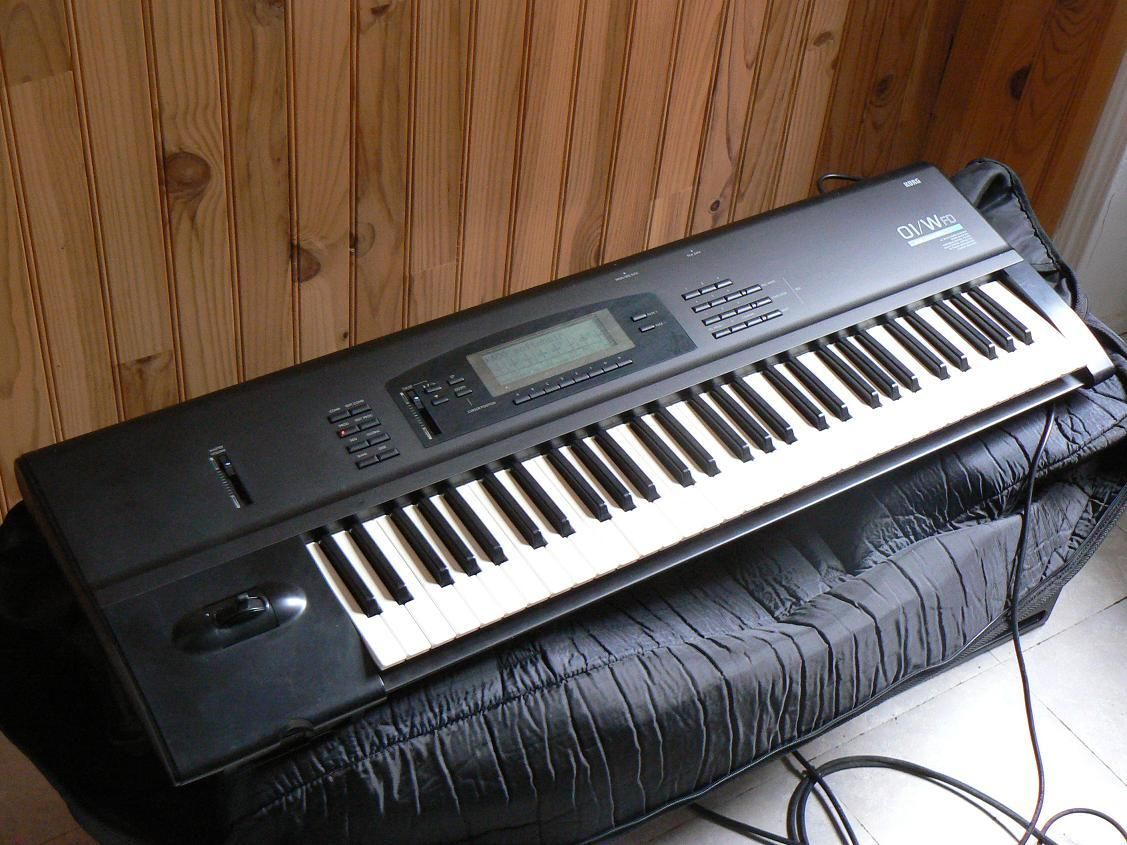 Korg 01/Wfd | Synths, keys, and noises | Instruments, Music