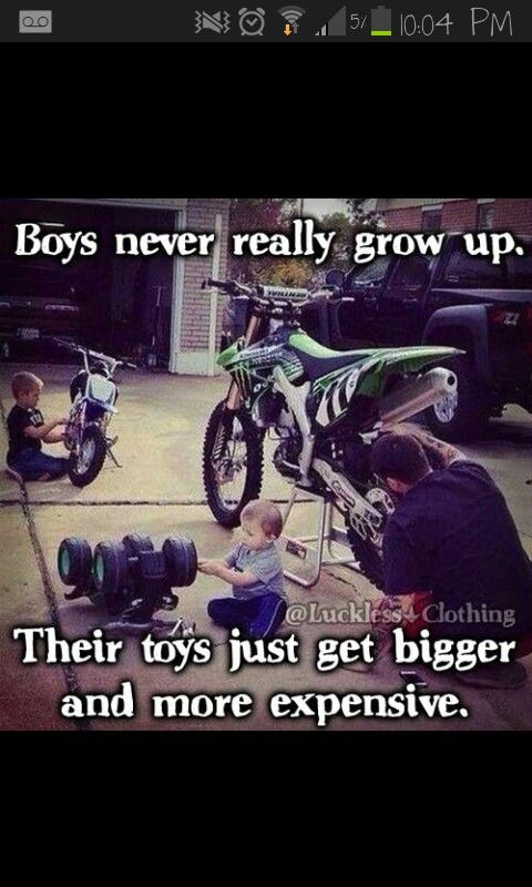 Dirt Bikes Dirt Bike Quotes Lol Funny Pictures