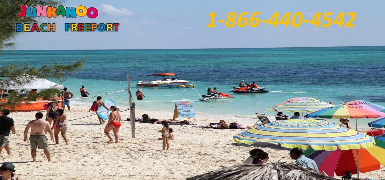 Junkanoo Beach Freeport At Taino Best In Bahamas