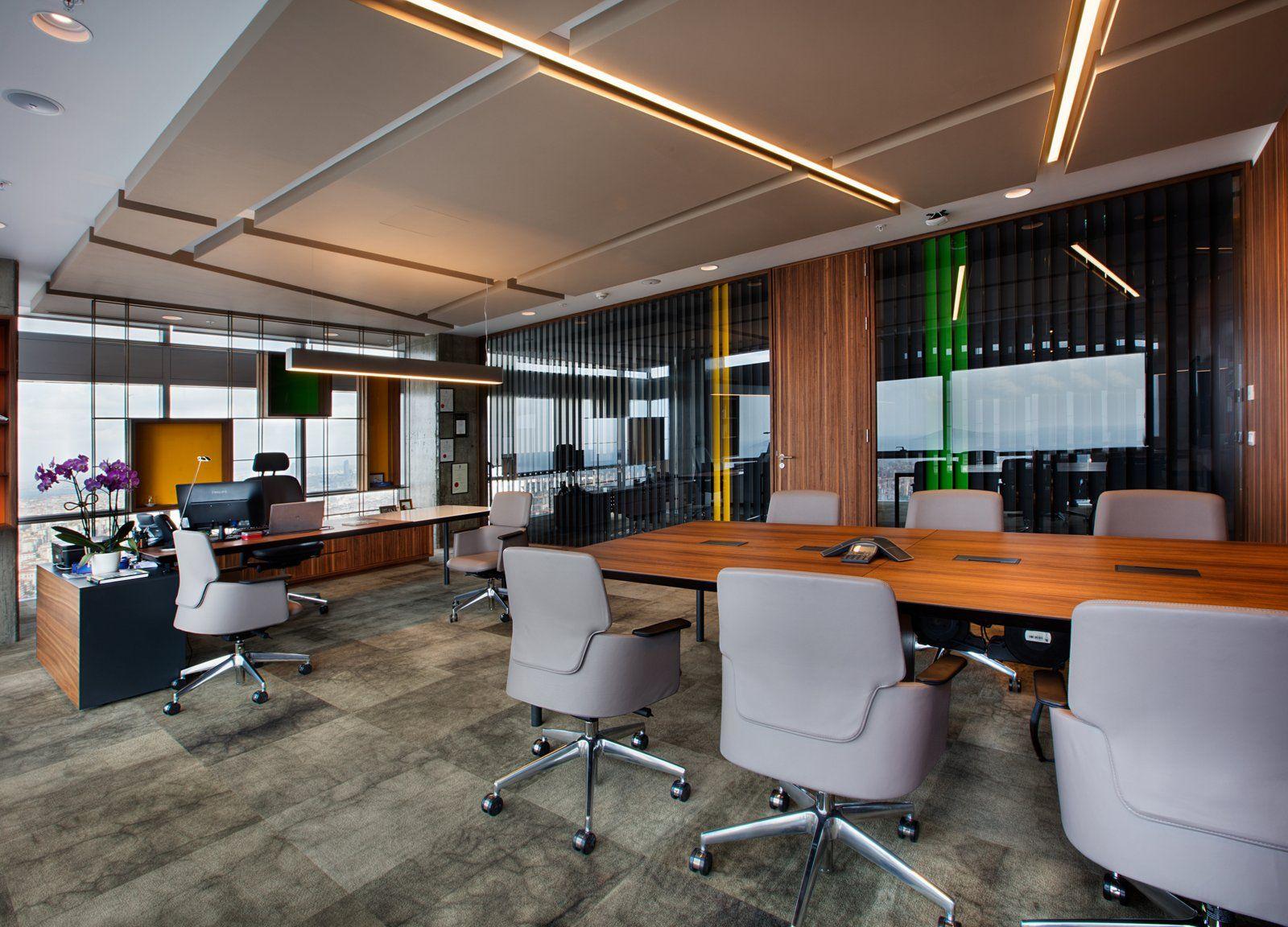 Cigna Finance Offices Istanbul Office Snapshots Office Interiors Office Design Design