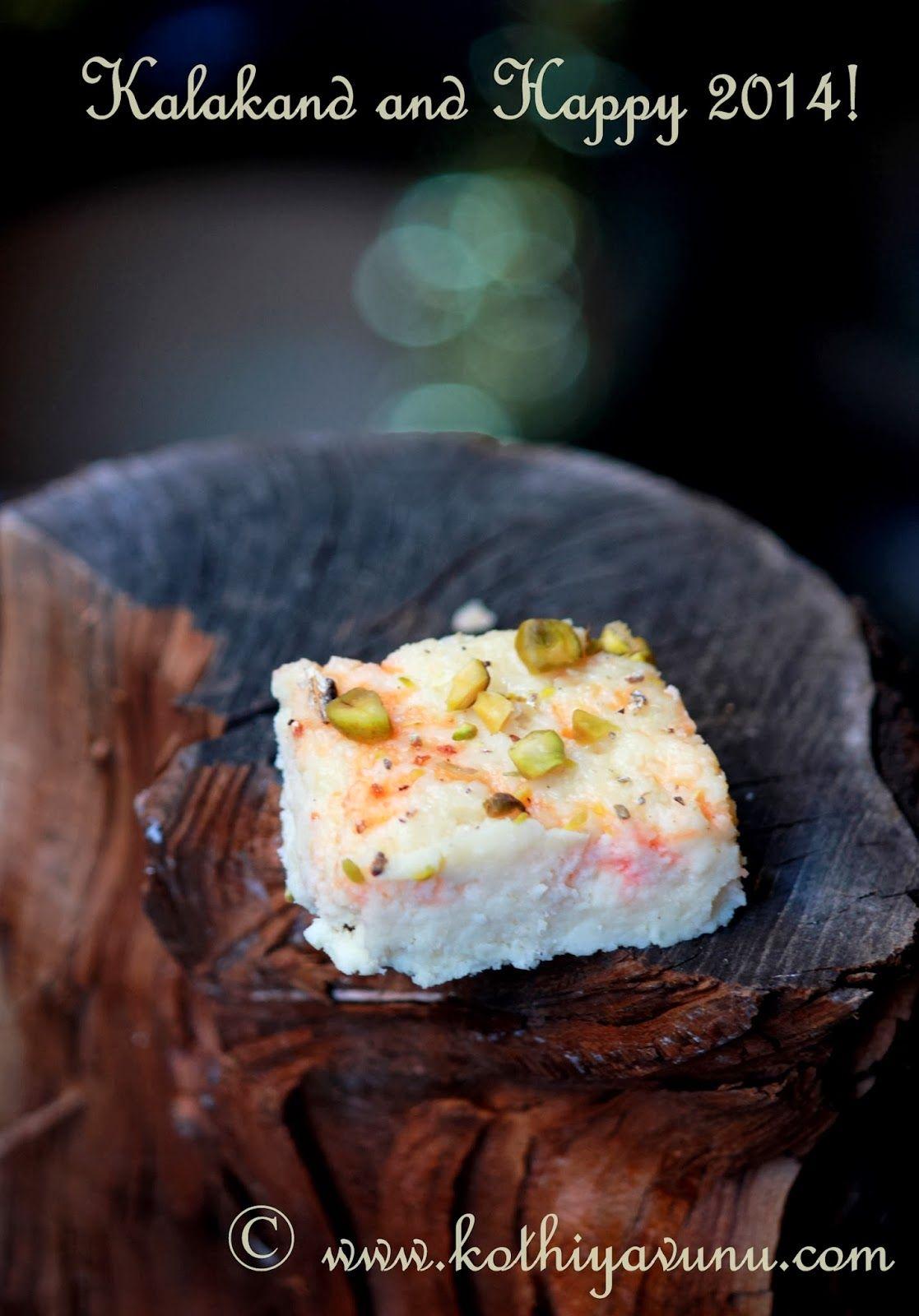 Kalakand Indian Dessert Asian desserts, Indian