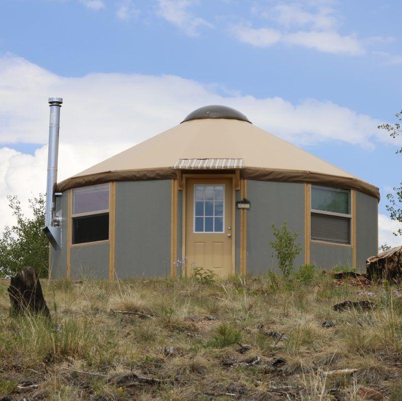 Fabric Vs Wood Yurts Freedom Yurt Cabins In 2020 Wooden Yurts Yurt Yurt Home