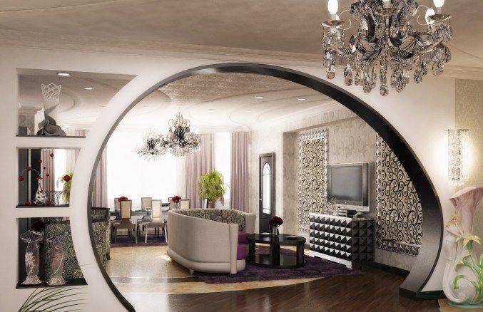 Appréciez la meilleure décoration pour salon marocain avec faux ...