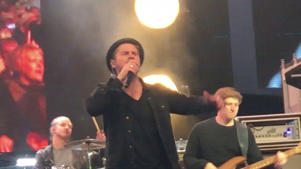 JOHANNES OERDING Kreise Johannes Oerding live in Kiel