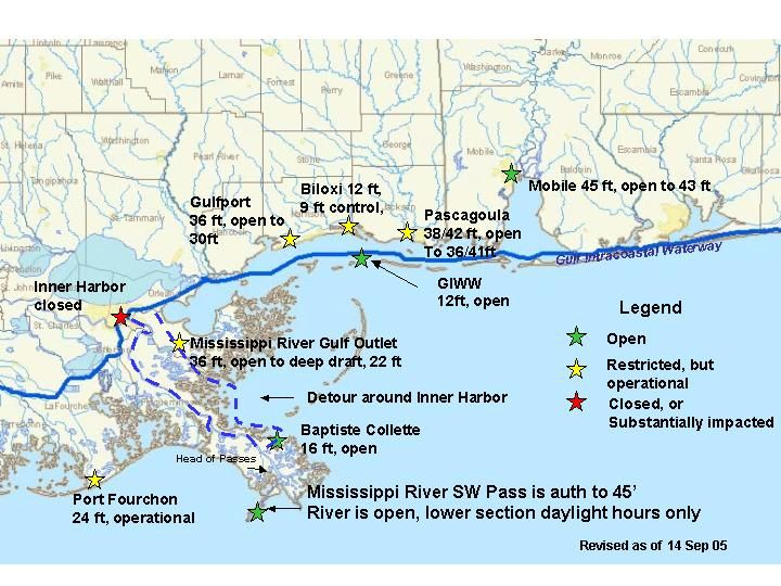 Image result for Gulf Coast Intracoastal Waterway Map | Kat ...