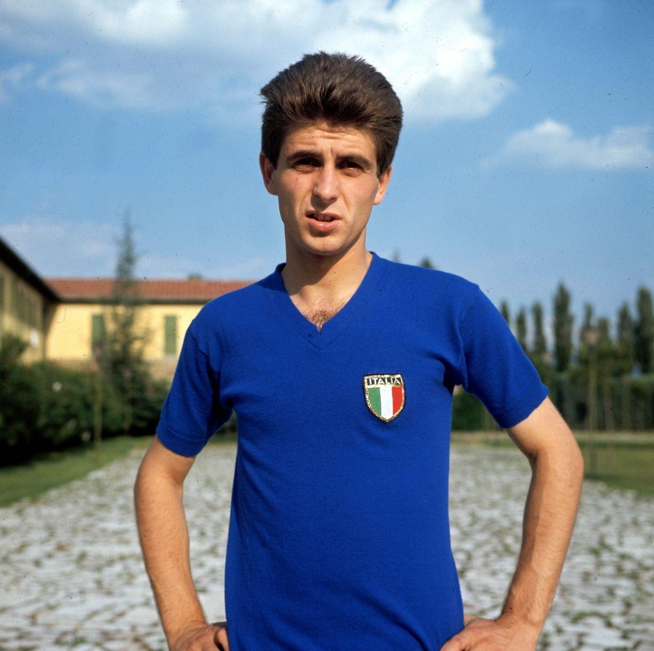 Gianni Rivera (Italie)