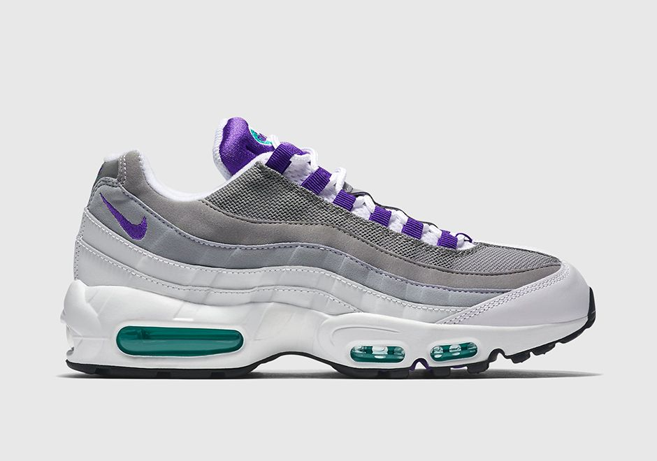 a9d858b155e Nike Is Bringing Back Another OG Air Max 95 Colorway | Sneaker Head ...