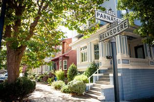 Love The Cole Valley Neighborhood Page On Airbnb Com Sanfrancisco
