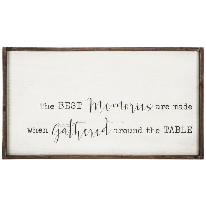 Best Memories Wood Wall Decor | Hobby Lobby | 1657113