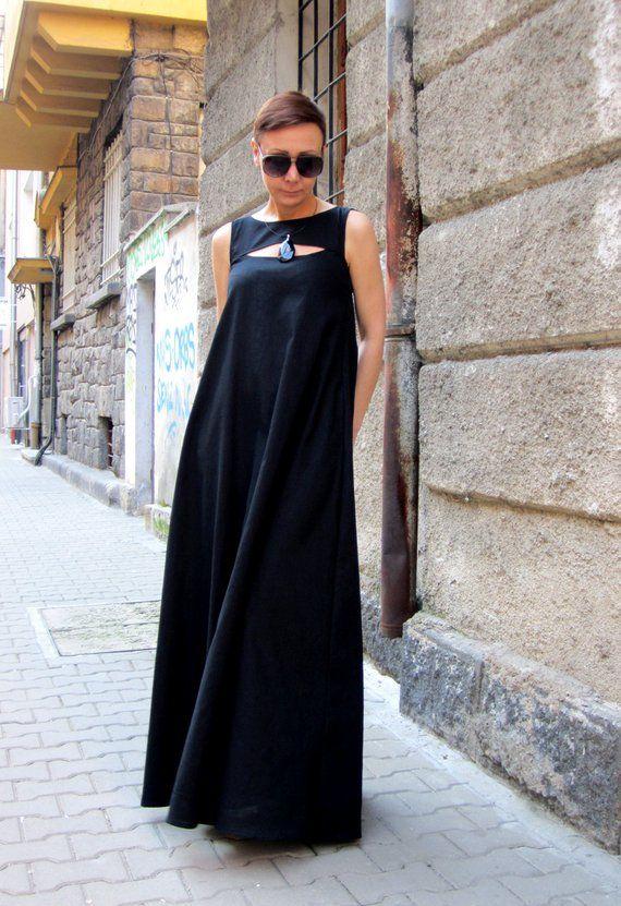 fda1ee05636 Linen dress for women