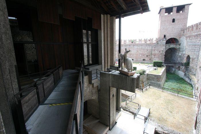 Carlo Scarpa Museo Di Castelvecchio Verona Italy 1957