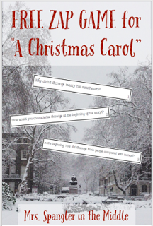 A Christmas Carol Gift for You on Day 5 of the Literary League's 12 Days of Christmas Blog Hop ...