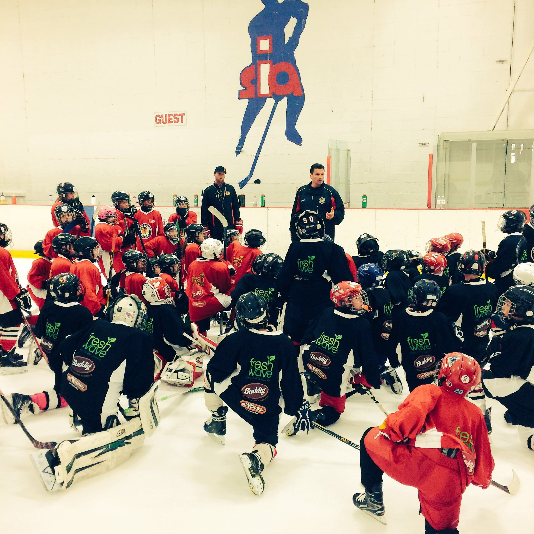 Hawks Youth Hockey On Twitter Youth Hockey Hockey Camp Hockey