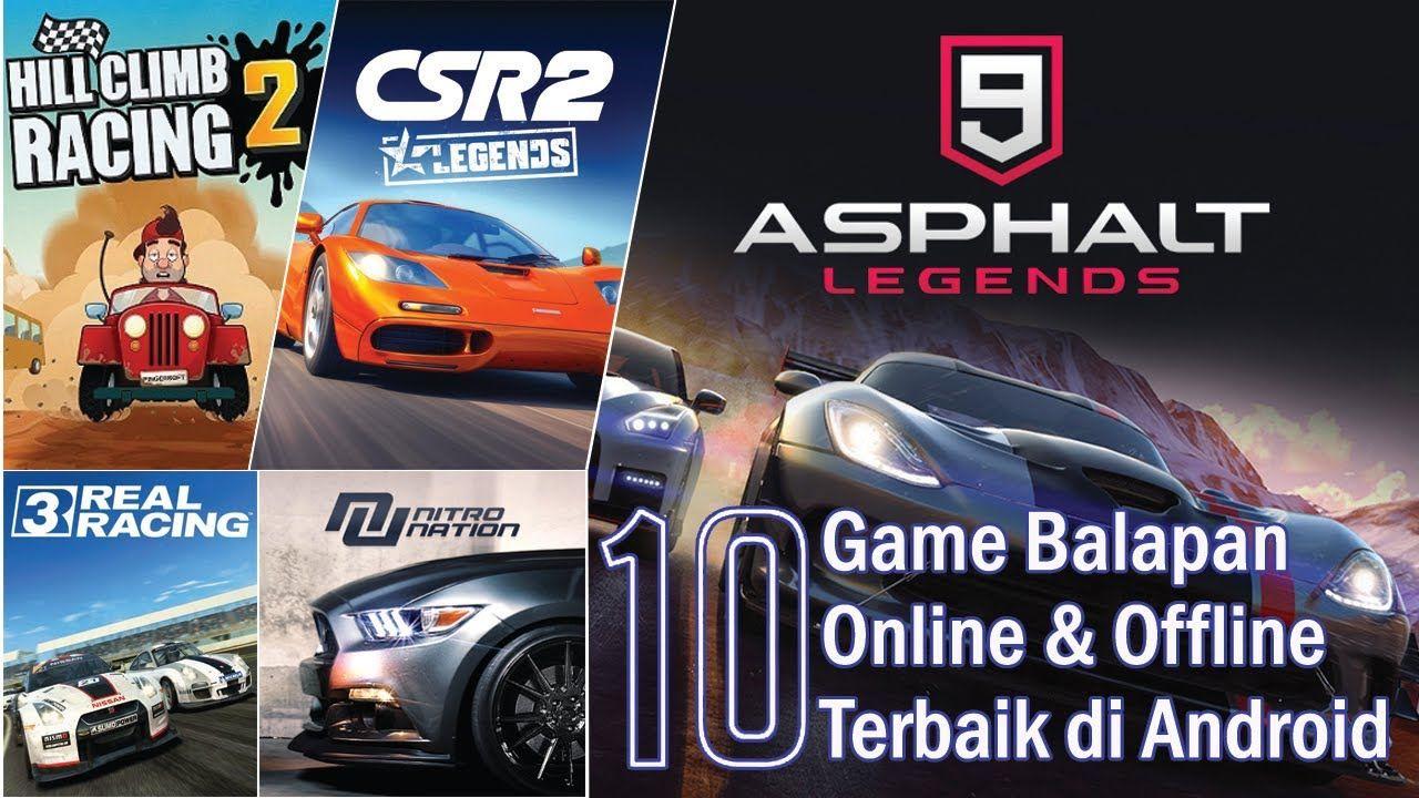 10 Game Balapan Online Offline Terbaik Di Android Gratis Download Drag Racing Game