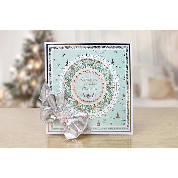 Kanban Christmas Magnificence Cutterdies and Cardmaking ...