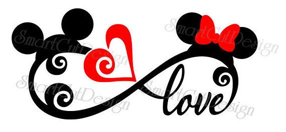 Download Love SVG Mouse Love SVG Love T-Shirt Love Iron On Transfer ...