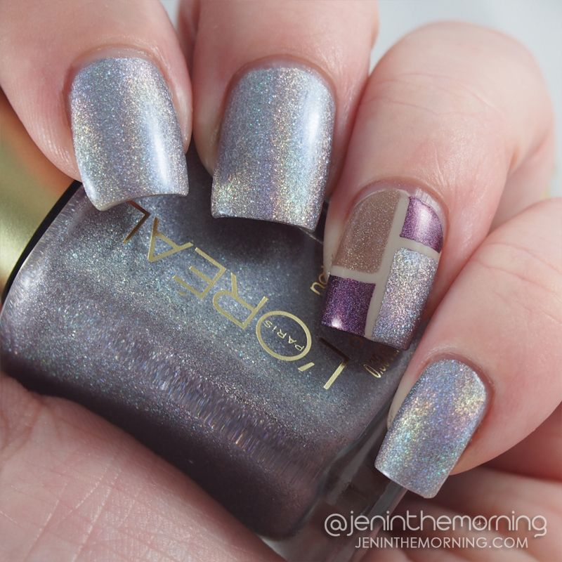 Month of Untrieds: Loreal Masked Affair Swatch, Review and Accent ...