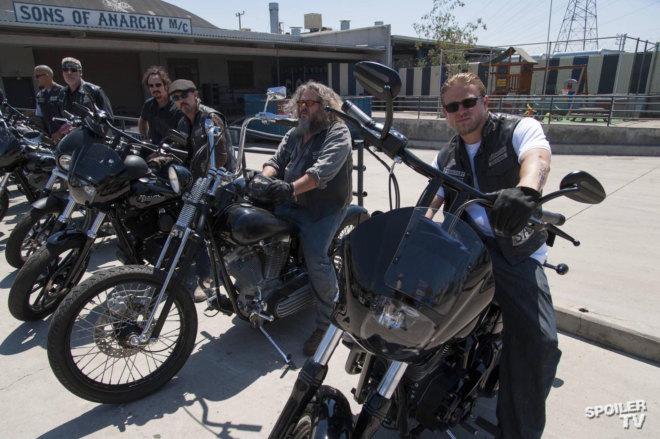 Bikes Of Sons Of Anarchy Sons Of Anarchy