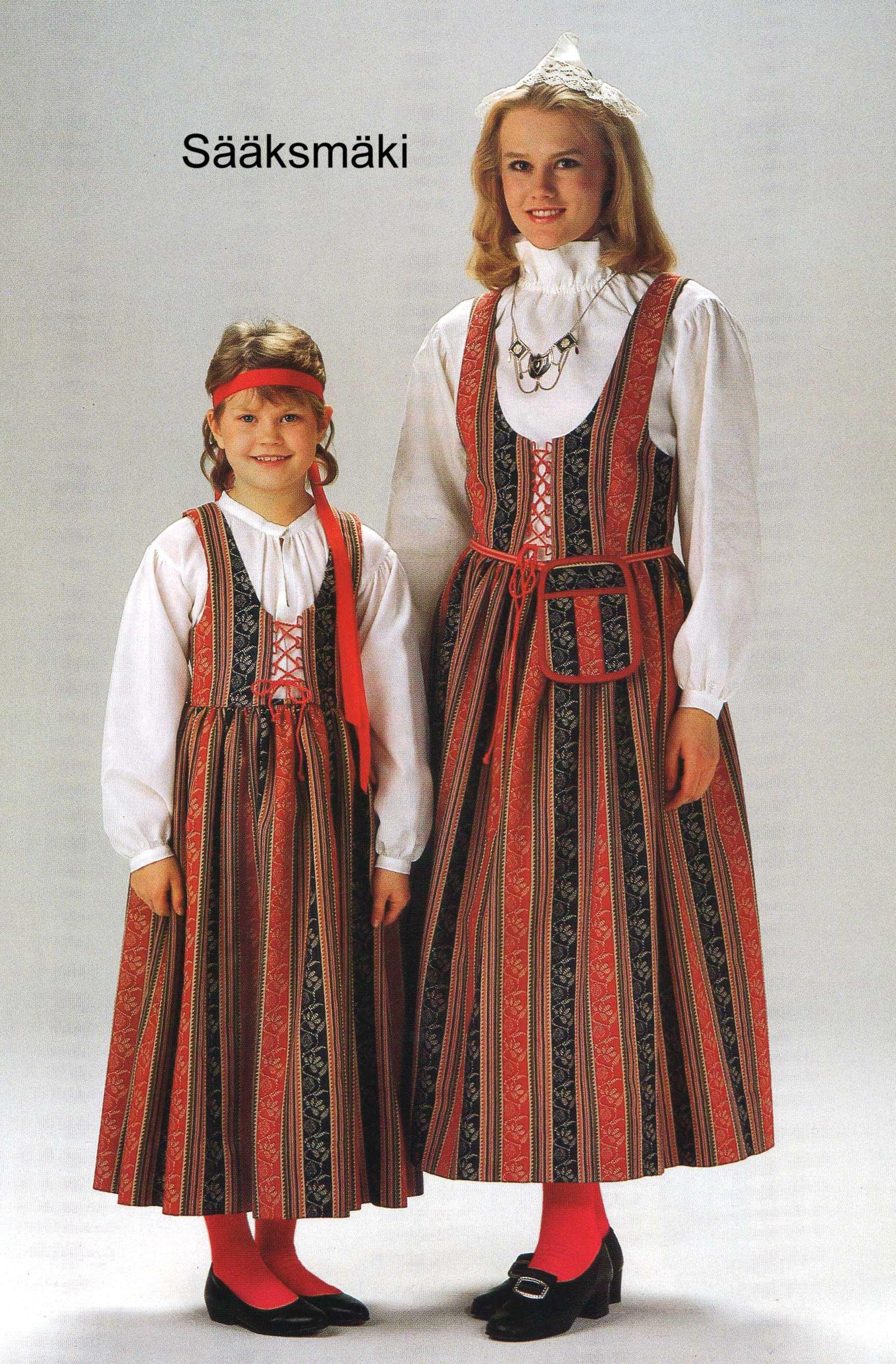 Finland Dresses