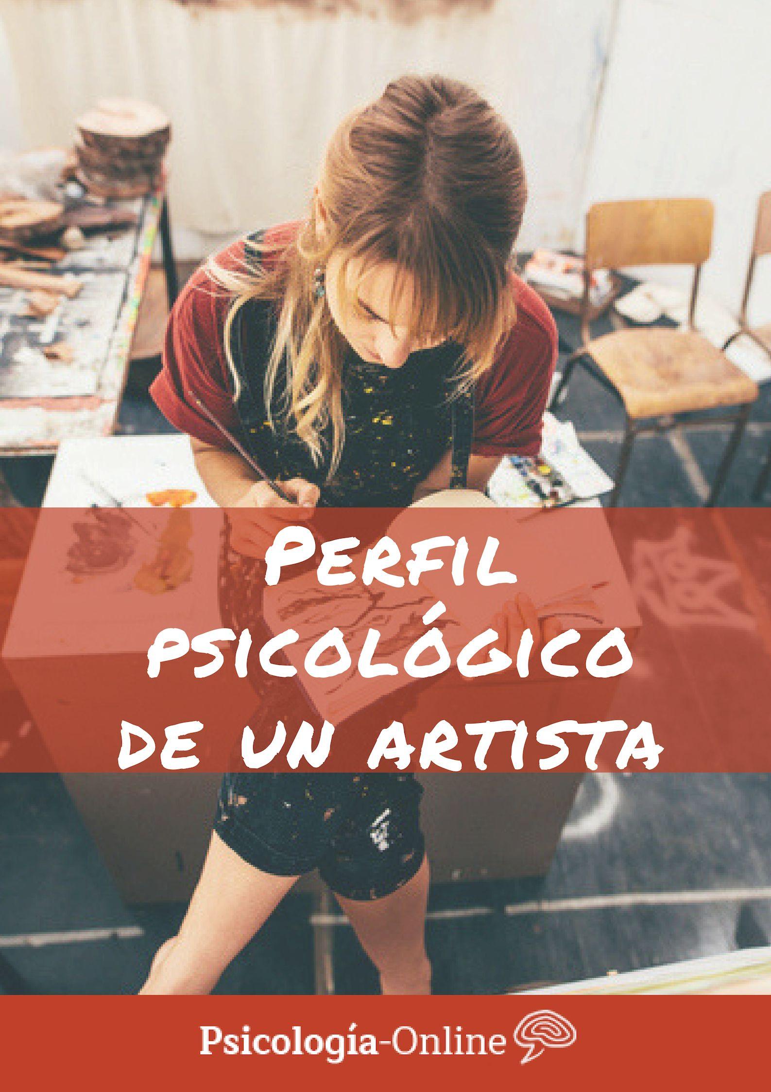 Perfil Psicologico De Un Artista Rasgos De Personalidad Tipos De Personalidad Psicologa Rasgos De Personalidad
