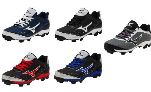 420afca56 Mizuno Youth 9-Spike Franchise 7 Low Molded Baseball Cleat -- You can find  more details by visiting the image link.