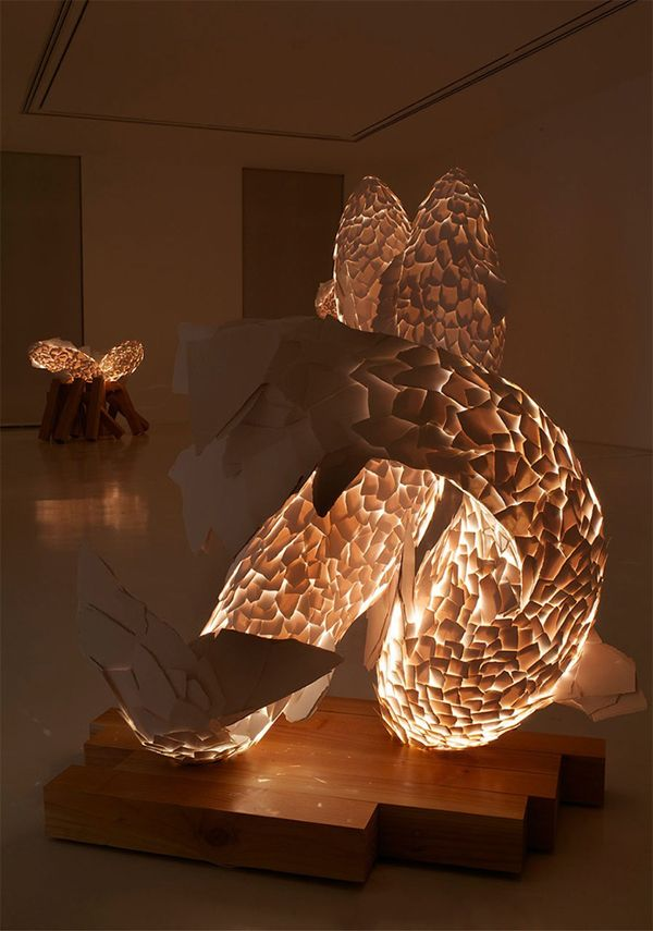Creative Fish Lamps By Frank Gehry