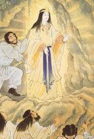 Mitología Shintoista; Diosa Amaterasu