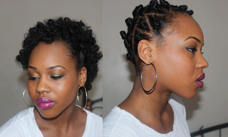 Pin By Lea Kamperveen Van Leuvenum On Beautiful Hair Short Natural Hair Styles Natural Hair Styles Short Hair Styles