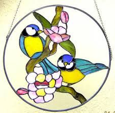 Resultado de imagen para DIBUJOS PINTAR en vitrales