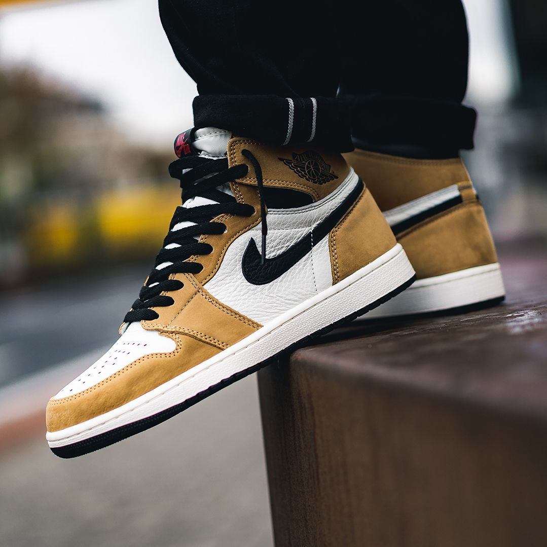 This New Jordan 1 Takes Inspiration From The Infamous Golden Brown