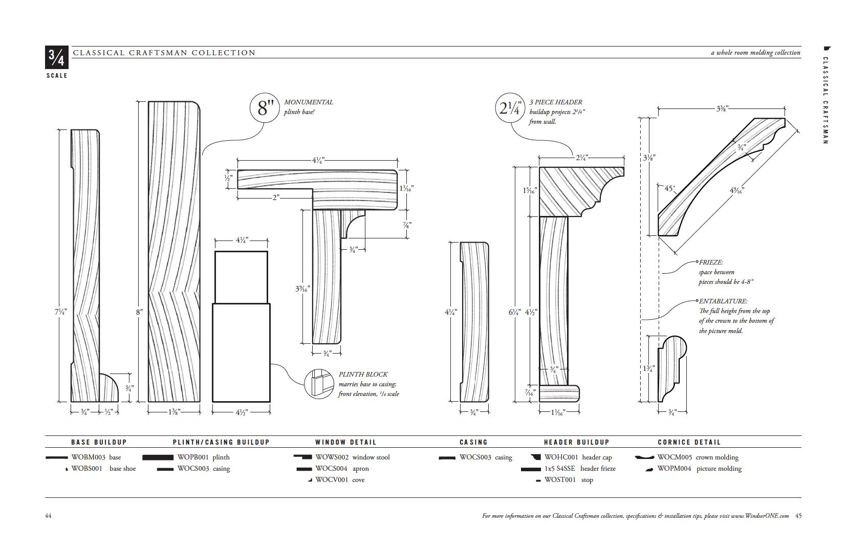 Craftsman baseboard molding google search ideas for for Craftsman exterior trim details